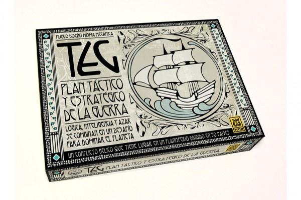El mítico juego de mesa argentino TEG cumple 35 años, y lo celebra con dos ediciones tributo: con la mismas reglas que la versión clásica, pero con un diseño renovado, inspirado en los movimientos artísticos de la escuela vienesa y el constructivismo ruso.