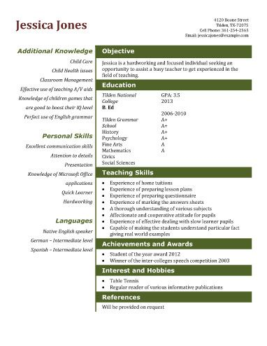 Best 25+ High school resume template ideas on Pinterest Resume - resume template for college student