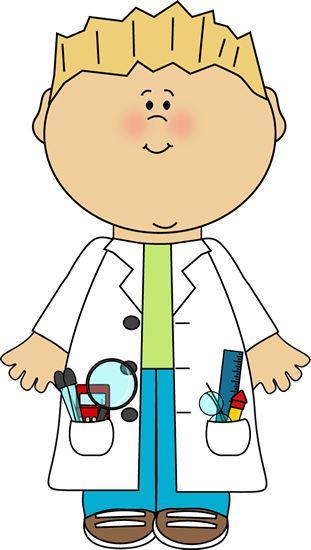 Boy scientist | Science Clip Art | Pinterest | An, Clip ...