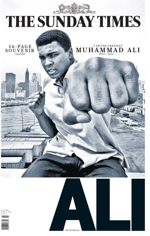 Muhammad Ali Mourned On Newspaper Front Pages Around The World - BuzzFeed News