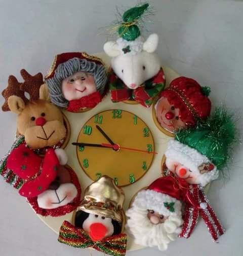 reloj caritas
