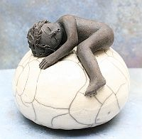 Hilda Soyer Ceramic Dolls #artdolls