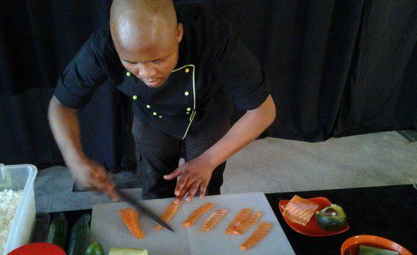 Restaurant Report - The Blackanese Sushi & Wine Bar in Johannesburg - NYTimes.com