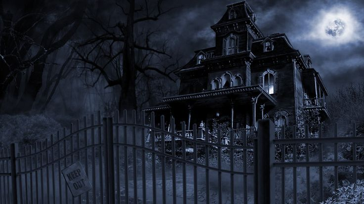Resultado de imagem para halloween castle