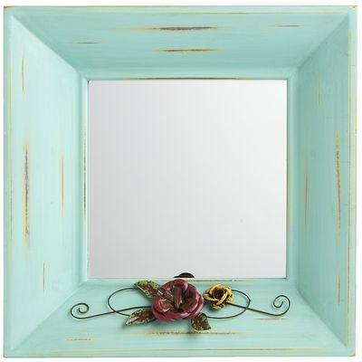 Mini Mirror With Flowers - Blue: Furnishing Decorating, Favorite Pier, Decor Ideas, Room Decor, Pier1 Favorites, Flower