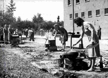 Heilbronn Displaced Persons Camp