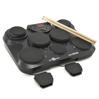 DD305 Portable Electronic Drum Pads by Gear4music at Gear4Music.com