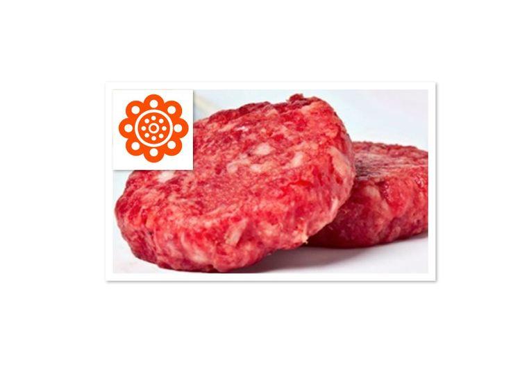 Hamburguesas Extra de Ternera Morucha de Salamanca - IGP Carne de Morucha www.entrecow.com