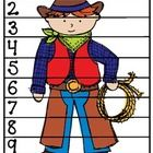 In this download you will find 5 Count By Wild West themed puzzles. Puzzles include counting by 1s to 10, counting by 2s to 20, counting by 5s...