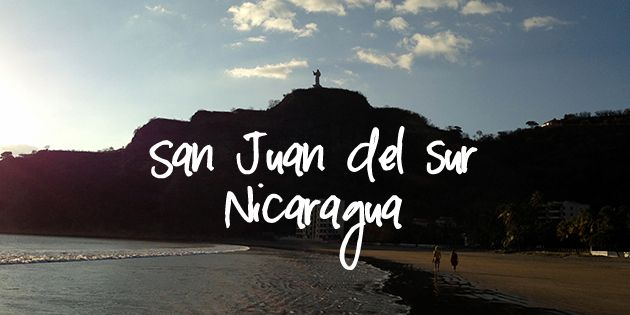 We took a mini vacation to San Juan del Sur in Nicaragua to renew my Costa Rican tourist visa. This little town is perfect for relaxing, surfing and eating