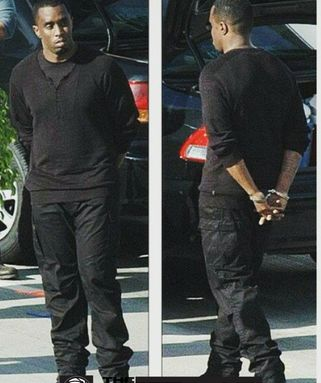 """""""DIDDY"""" which real name is Sean Combs was arrested at UCLA campus."""