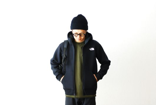 "THE NORTH FACE (ザ ノース フェイス) ""NOVELTY REVERSIBLE TECH AIR SWEAT HOODIE"""