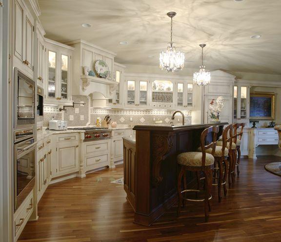 chandelier in kitchen | Kitchen Chandeliers - Keidel Supply