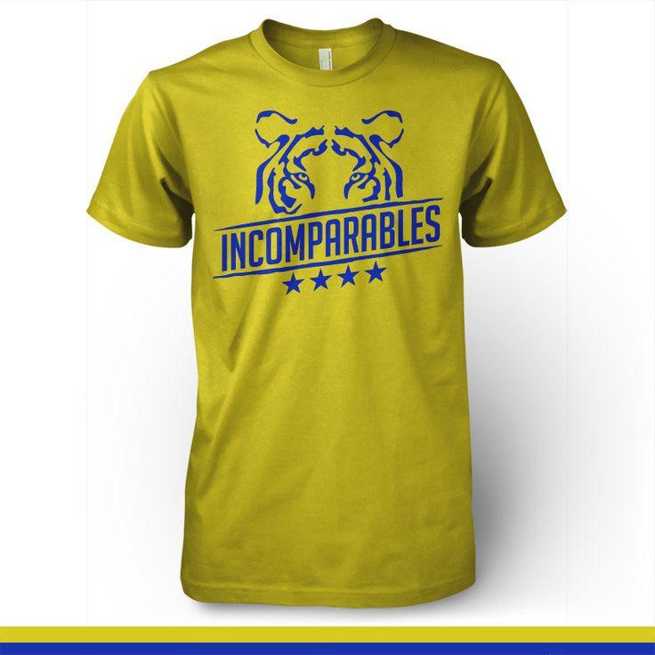 Tigres UANL Monterrey Mexico T-shirt Camiseta
