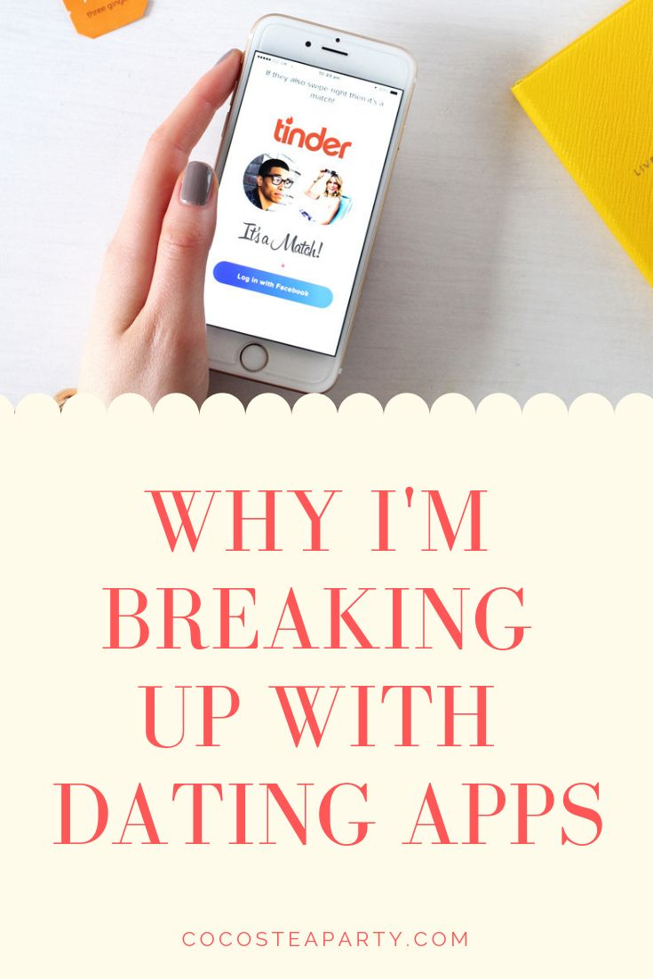Why I deleted dating apps | Dating apps, App, Dating