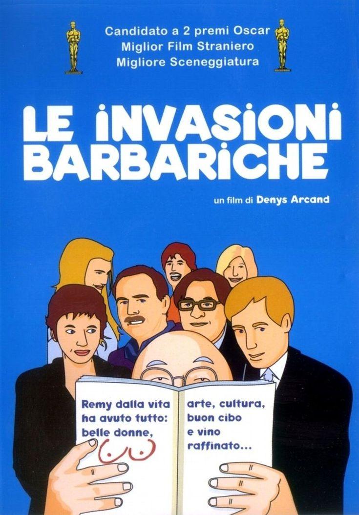 Le invasioni barbariche - Arcand
