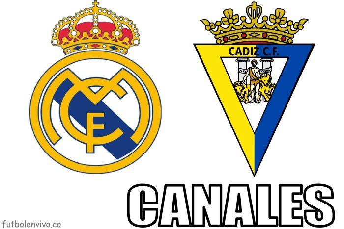 Real Madrid vs Cádiz: Canales de TV para ver en vivo y en directo el partido por Copa del Rey en abierto o cable con buena transmisión