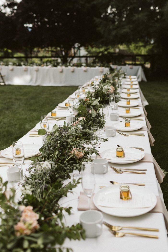 Northern California Brunch Wedding At An Olive Grove Brunch