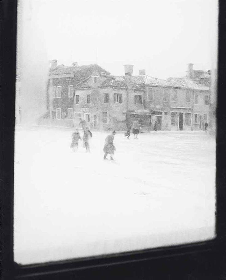 Burano, Venice, 1954 byGianni Berengo Gardin