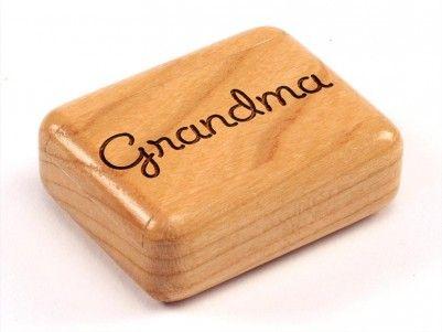 Grandma Engraved Secret Box $11.00 #mothersday