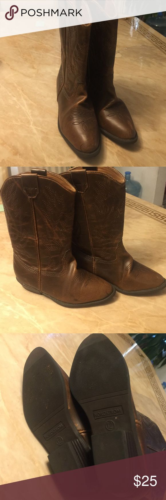 NORDSTROM BOOTS Size 12 Pre loved gently used only 3 times Nordstrom Shoes Boots