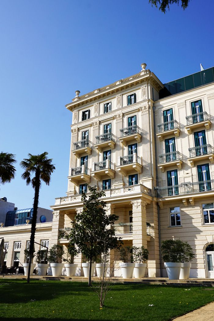 Fabulous Hotel Kempinski Palace Portoroz