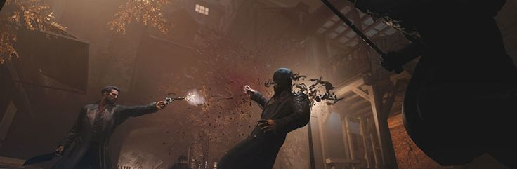 Here's the First Bloody Trailer for Life is Strange Developer's Gothic RPG, Vampyr: Dontnod trades in hipsters for ghouls.