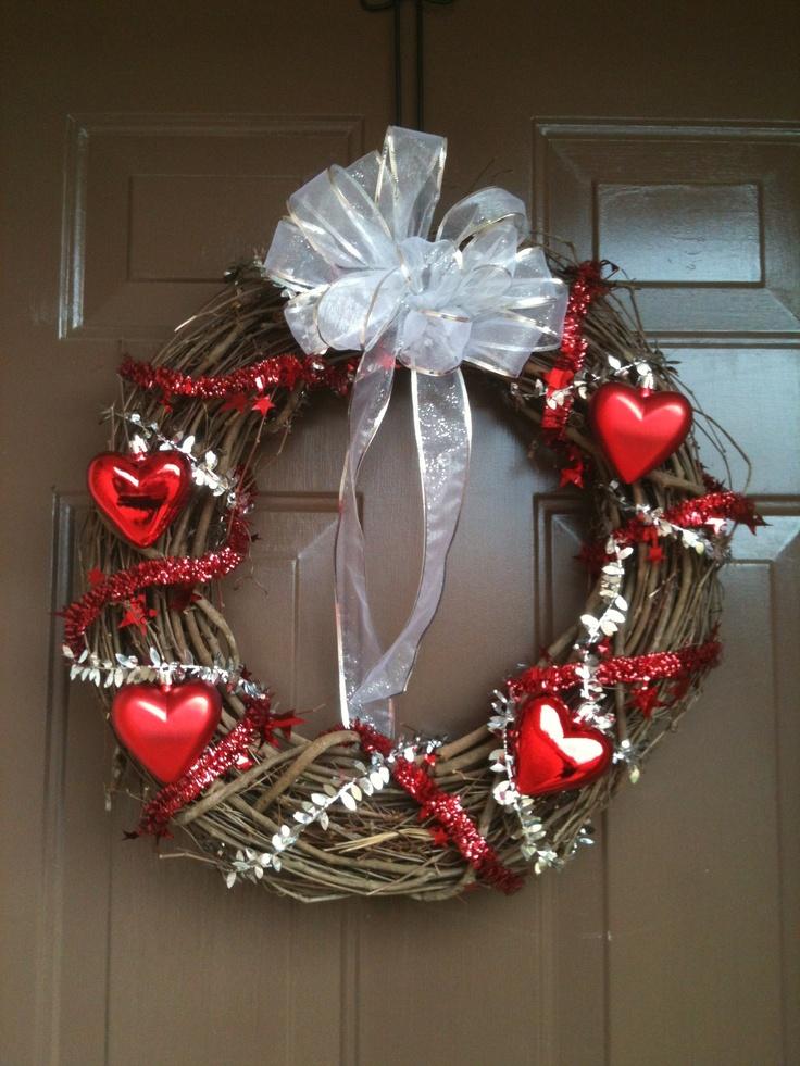 19 Curated Valentine Wreaths Ideas By Mightymarymom