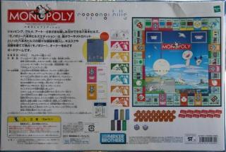 El juego y el tablero están creados a imagen de la urbanización del mismo nombre http://www.roppongihills.com