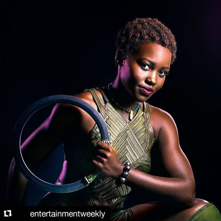 #Repost @entertainmentweekly (@get_repost)  There's not denying the beauty of the costumes and people of #BlackPanther. Swipe through to see exclusive portraits of #LupitaNyongo #ChadwickBoseman and more of the heroes and villains of Wakanda. Click the link in our bio for more details about the film. : @kwakualston/Marvel Studios #Marvel