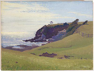 Elioth GRUNER, Narooma headland