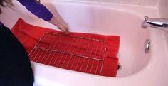 Dites ADIEU au grilles sales de votre four! Voici une façon simple de les faire briller, comme des neuves! - Trucs et Astuces - Lesmaisons
