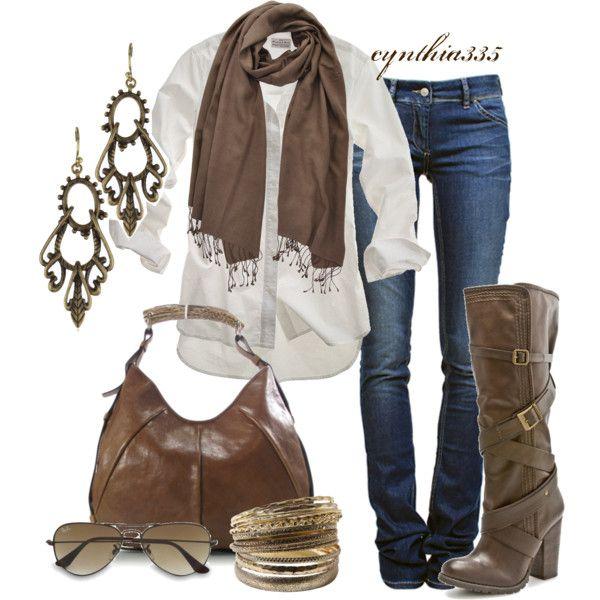 Fall Fashion Trends | Men's White Shirt | Fashionista Trends