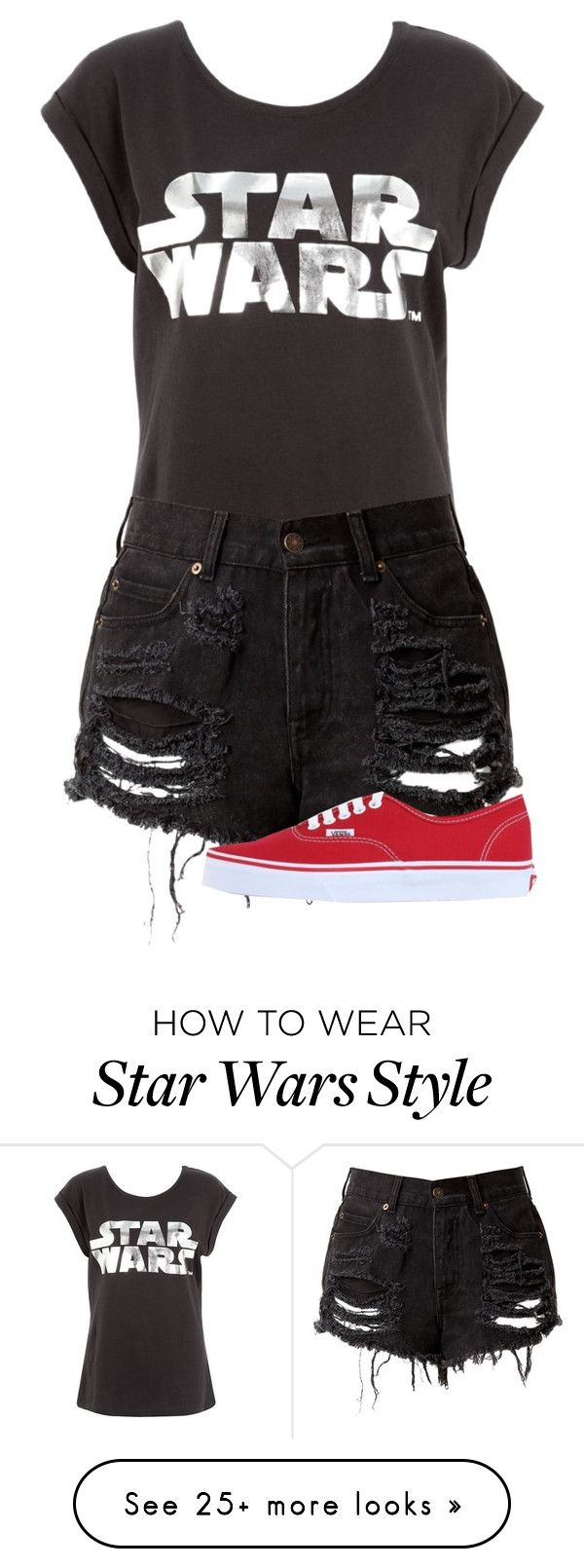 """Untitled #1243"" by kayla3n on Polyvore featuring Vans"