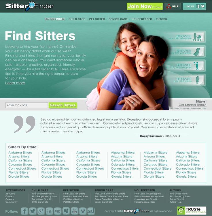 website design (version 3)