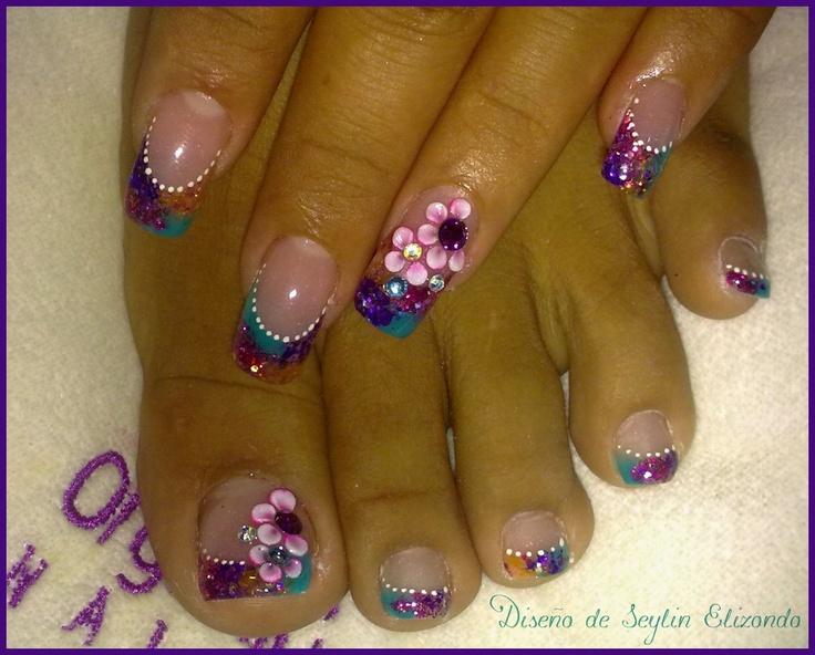 Nails and toenails