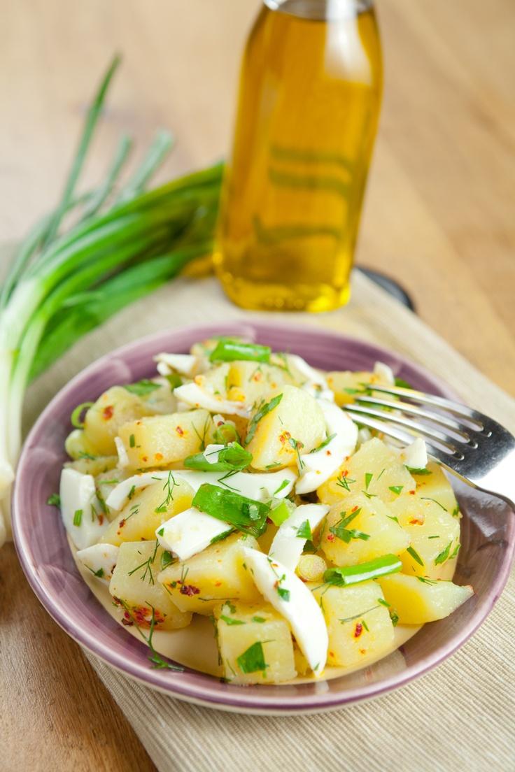 Patates Salatası(patatoes salad)