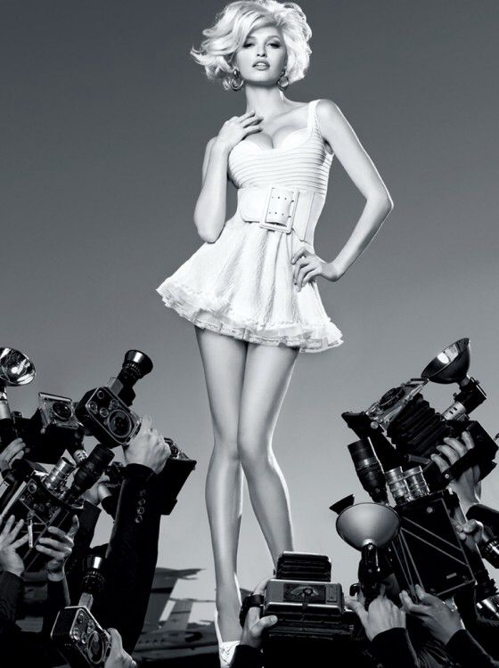 Heide Lindgren Guess By Marciano Spring Summer 2011