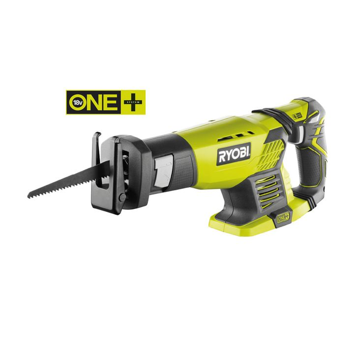 18V Cordless Reciprocating Saw | Power Tools | Ryobi Tools