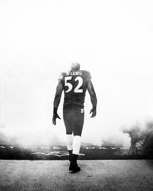 Ray Lewis, Baltimore Ravens Legend