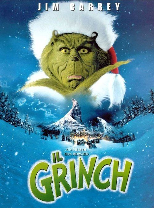 Watch How the Grinch Stole Christmas 2000 Full Movie Online Free