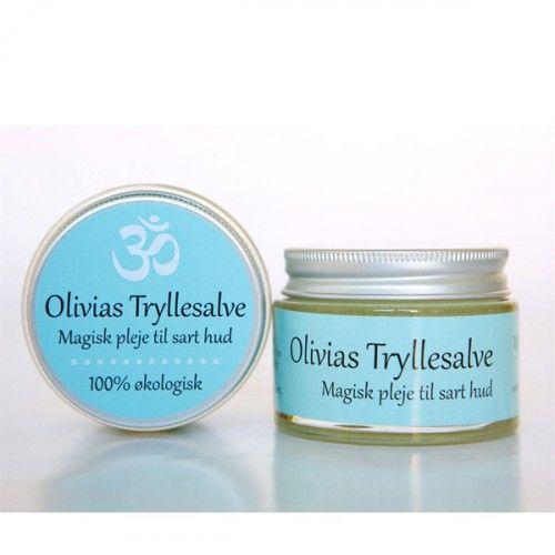 Olivias Tryllesalve 50 ml. - 129 kr.