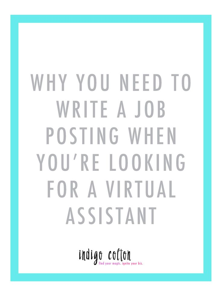 Did you know that writing a job posting is a lot like writing your online dating profile? It is! Click through to learn why that's important, and get a FREE worksheet to help you prepare to write your job posting.