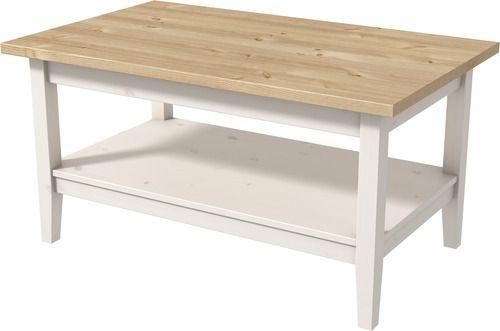saga sofa bord, antikkhvit | Billigkroken | Hyttetorget
