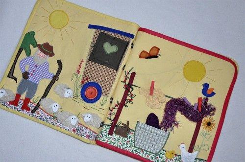 die besten 25 interaktives kinderbuch ideen auf pinterest stoffbuch binden kinderbuchverlage. Black Bedroom Furniture Sets. Home Design Ideas