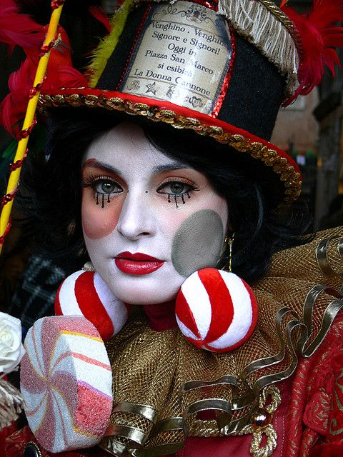 The Clown/The Fool