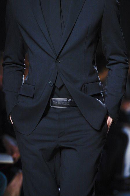 Bottega Veneta Autumn 2013 details + belt