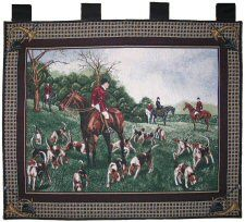 Hunting Scene Hunting Scene Cushions Fox And Hounds And