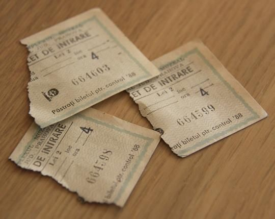 Bilete muzee - Muzee - Femeia Stie.ro