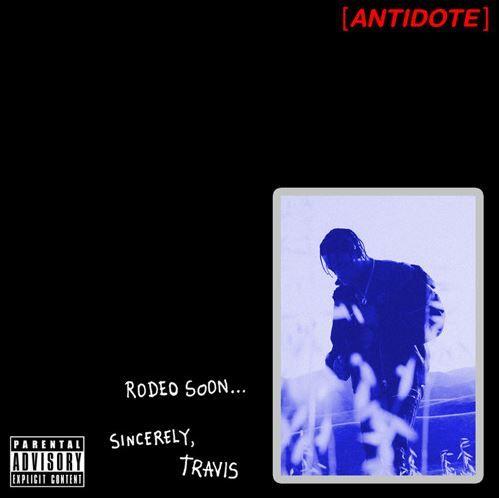 "Música nova de Travi$ Scott ""Antidote"""